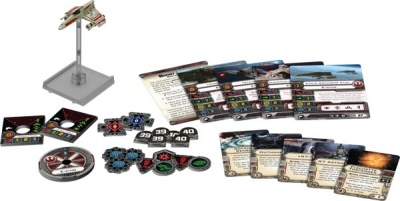 Star Wars X-Wing: E-Wing