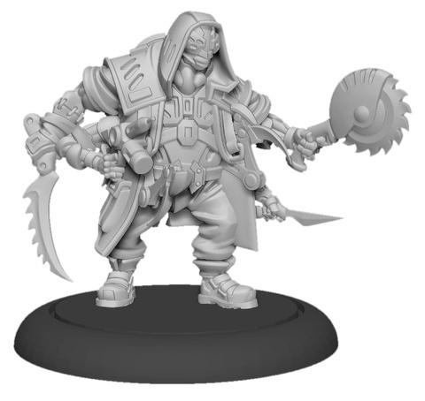 Grafter - Warcaster Aeternus Continuum Solo