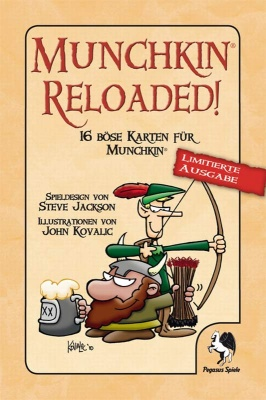 Munchkin Reloaded Booster