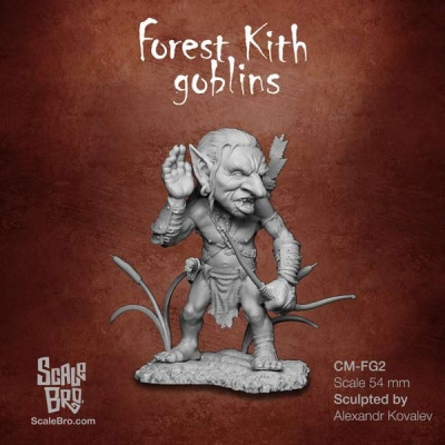 Forest Kith Goblins: Sharp Shooter (1)