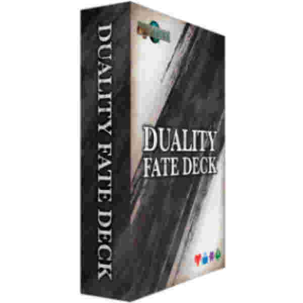 Malifaux (M3E): Duality Fate Deck