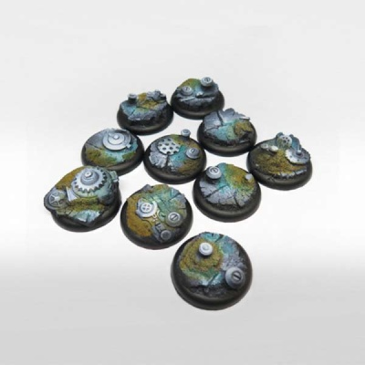 Immortal Bases 30mm (x10)