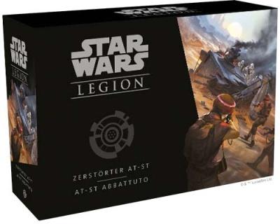 SW: Legion - Zerstörter AT-ST