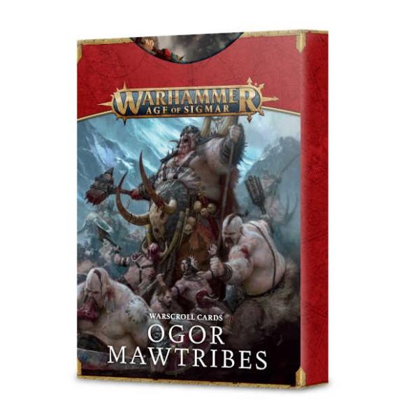 Warscrolls: Ogor Mawtribes ENGLISCH