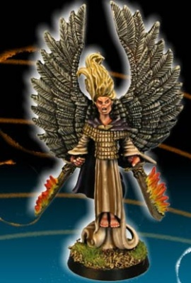 NATHANIEL, THE ANGEL OF FIRE