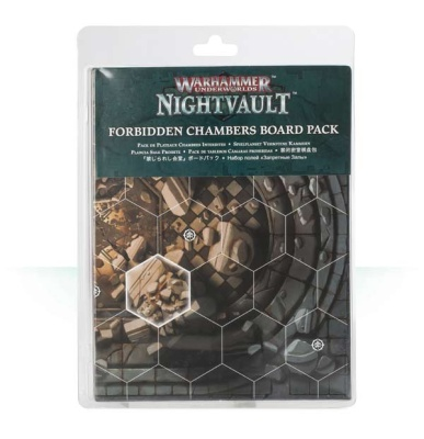 Nightvault: Forbidden Chambers Spielplanset