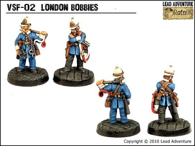 London Bobbies (2)