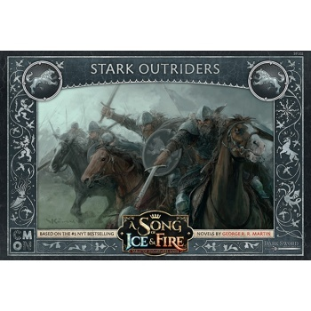 A Song Of Ice And Fire - Stark Outriders (ENG)