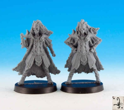 Dark Elf Blitzers (2)