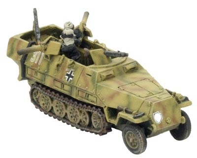 SdKfz 251/16D (Flame)