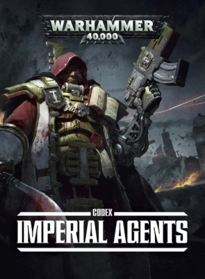 Codex: Imperial Agents (Softcover)