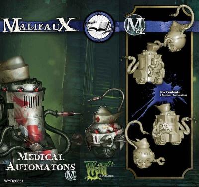 Medical Automatons (2)