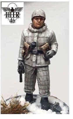 Fallschirmjäger mit Winteruniform (1)