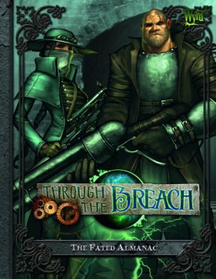 Through the Breach RPG: The Fated Almanac