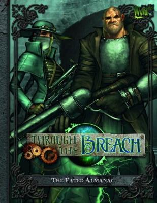 Through the Breach RPG: The Fated Almanac