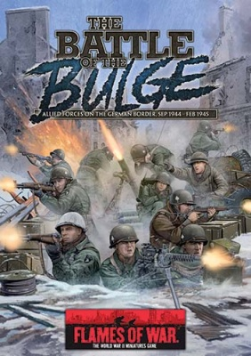 Battle Of The Bulge (218 pages)