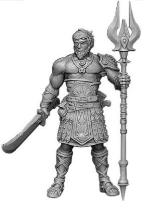 Hektor, Tekhnomántis of Ilios
