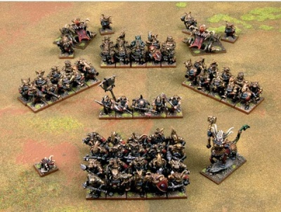 Gorgoth's Legion of Terror MEGA  ARMY