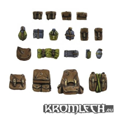 Militia Backpacks & Pouches (19)