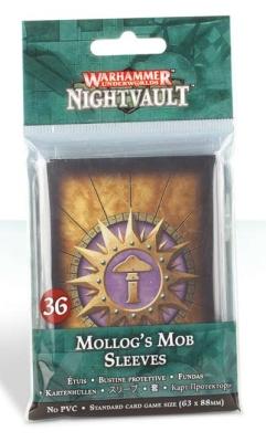 WHU Kartenhüllen: Mollogs Mob