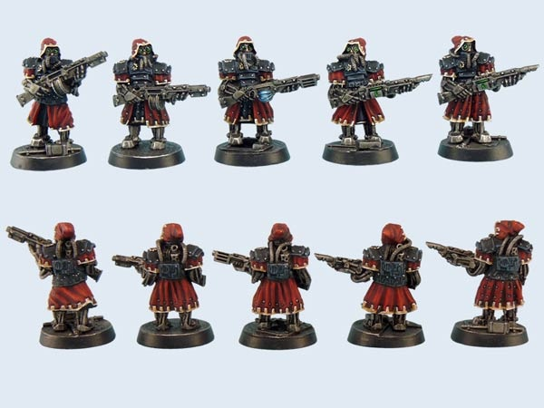 Miniatures, Iron Brotherhood HTTP-01 (10)