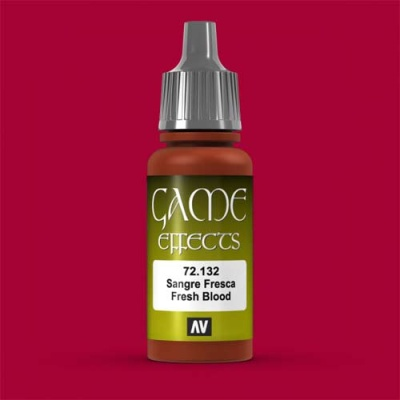 Game Color Effekt Fresh Blood 17ml