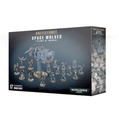Space Wolves:Talons of Morkai