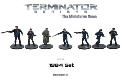 Terminator 1984 Set (7)
