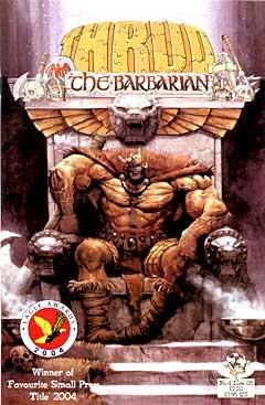 Thrud the Barbarian #4 (OOP)