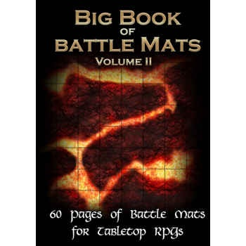 Big Book of Battle Mats Volume 2 - EN