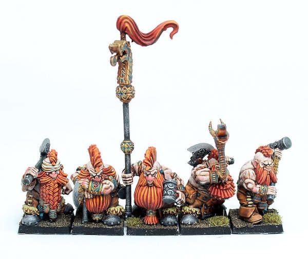 Berserkers with Command (5)