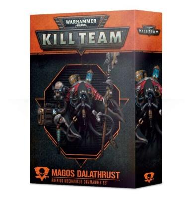 WH40K: Kommandeur Magos Dalathrust