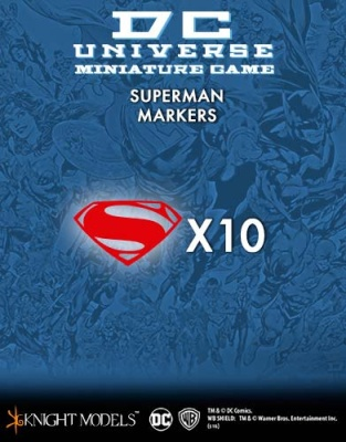 Superman Markers (10)