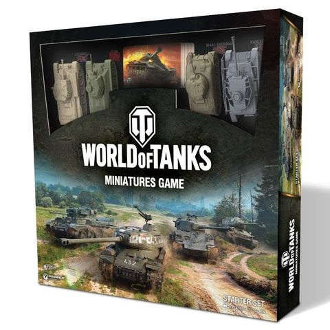 World of Tanks Miniature Game (DE)