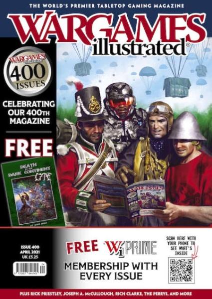 Wargames Illustrated Nr 400