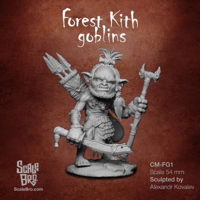 Forest Kith Goblins: Evil Chief (1)