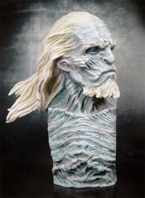 The Wall Series: White Walker BUST