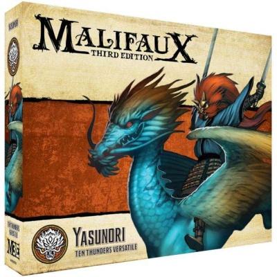 Malifaux (M3E): Yasunori