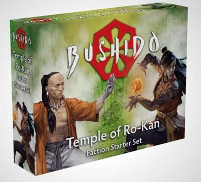 Temple of Ro-Kan Starter Set (Risen Sun) (5)