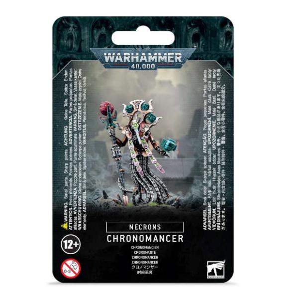 Necrons: Chronomancer