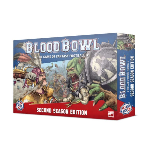 Blood Bowl - Second Season Edition DEUTSCH