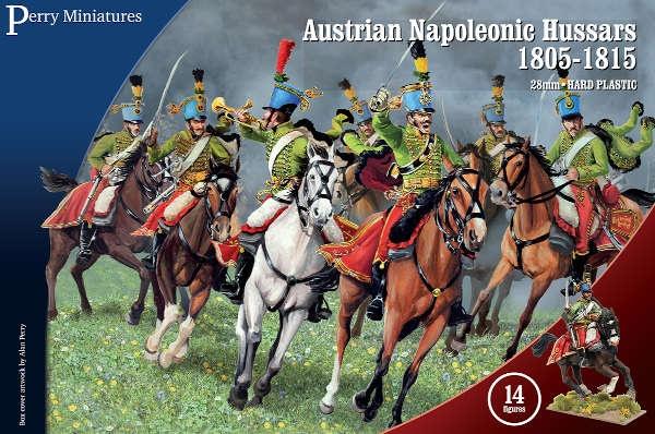 Napoleonic Austrian Hussars 1805-15 (14)