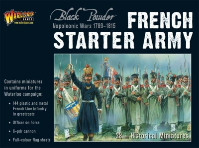 Napoleonic French (Waterloo) Starter Army