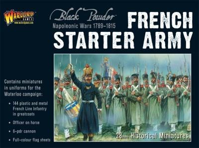 Napoleonic French (Waterloo) Starter Army