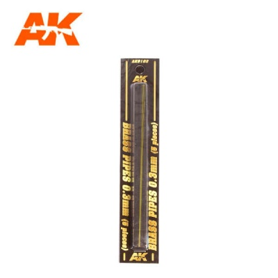Messingrohre 0,3mm (5)