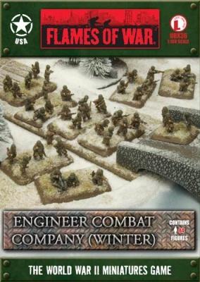US Engineer Combat Company (Winter)