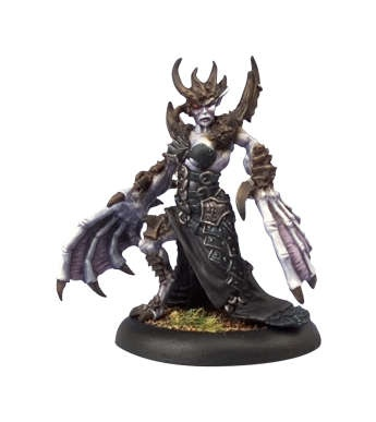 Legion of Everblight Warlock Absylonia