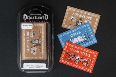 Otherworld Fantasy Skirmish Card Set (78)