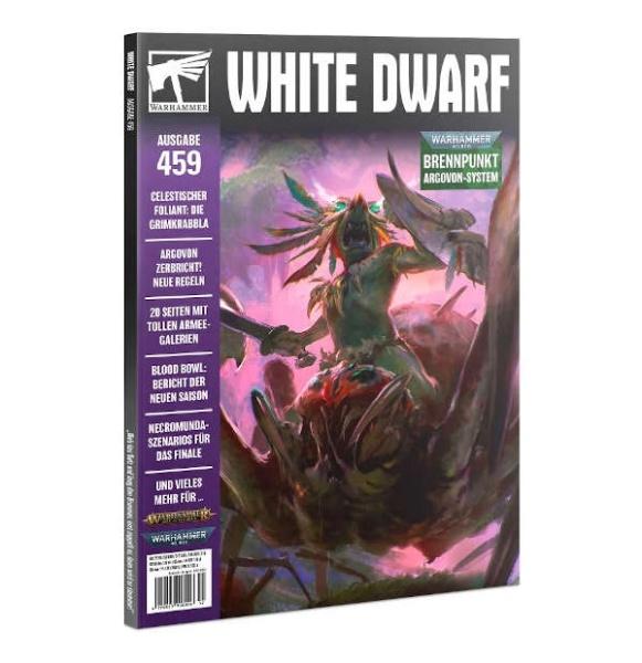 White Dwarf 459 Dezember 2020