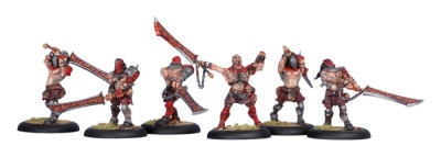 Khador Doomreaver Unit Box